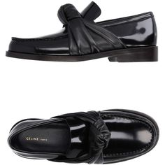 bf03ad5fe5b Céline Loafer (€575) ❤ liked on Polyvore featuring shoes