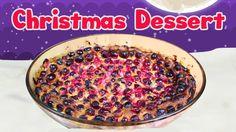 How To Make Christmas Dessert