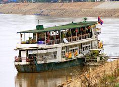 Vientiane Party boot