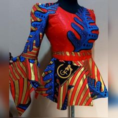 - @gwanee_fashion_gallery 🅶.🅵.🅶 Gwanee_fashion_gallery media photos videos African Blouses, African Tops, African Wear Dresses, Ankara Blouse, Africa Dress, Afro Style, African Traditional Dresses, Fashion Gallery, Ankara Styles