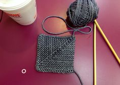 Make some mitered squares - LoveKnitting blog