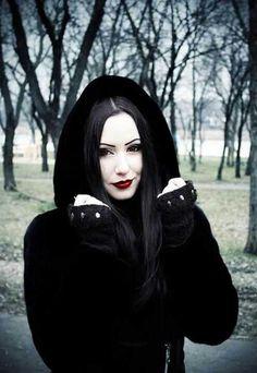 #Gothic Fashion