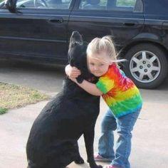 Una bimba di San Antonio (Texas,Usa) scrive a Dio dopo la morte della sua cognolina. Una storia vera che vi commuoverà. La testimonianza dell'immenso amore per gli animali di una piccola e della sua famiglia.