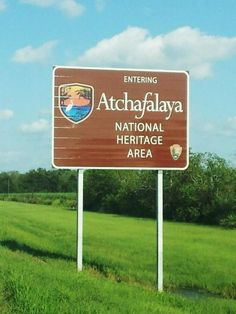 The Atchafalaya Basin is the largest wetland and swamp in the United States. Located in south central Louisiana, it is a combination of wetlands and river delta area where the Atchafalaya River and the Gulf of Mexico converge. The river stretches from near Simmesport in the north through parts of eight parishes to the Morgan City area in the south.