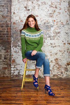 Ravelry: Snowdrift Pullover pattern by Amy Herzog
