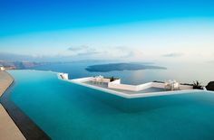 The stark beauty of the Perivolas lies in both location and architecture. Built into the cliffs overlooking the Aegean sea, this hotel offers a number of infinity pools that appear to hang straight over into these ancient waters. The hotel is a restoration of traditional Santorini cave homes that once housed fishermen and farmers, and…