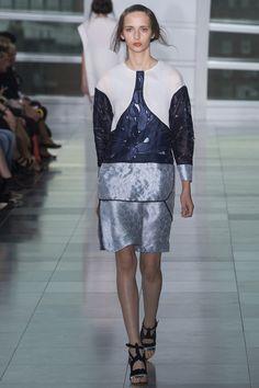 Antonio Berardi Spring 2015 RTW – Runway – Vogue