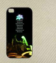 Disney Tangled Quotes Iphone 4 case, iphone 4s