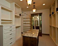 Home Decor Mediterranean Closet. クローゼットのインテリアコーディネイト実例