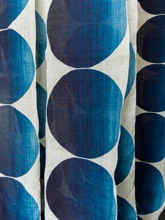 Ricketts Indigo - Using indigo that we grow and process ourselves, we create indigo textiles using historical, environmentally sustainable methods. Motifs Textiles, Textile Patterns, Textile Design, Textile Art, Print Patterns, Bleu Indigo, Marimekko, Fabric Wallpaper, Shibori