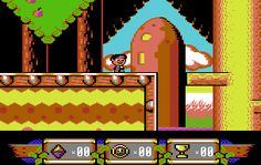 Indie Retro News: The latest free games, indie games and retro news: Sam's Journey - Jaw dropping C64 platformer gets an update!