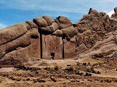 Peruvian Stargate, Inca Gate of the Gods - Crystalinks