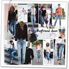 """Boyfriend Jean"" by elegancerules on Polyvore"