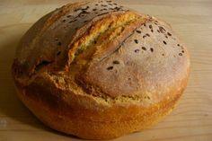 Πώς γίνεται να έχουμε ζυμωτό ψωμί, φρέσκο κι αχνιστό, κάθε μέρα στο σπίτι; Κατά τη γνώμη και την εμ Greek Bread, Pita Bread, Bread And Pastries, Appetisers, Deli, Biscotti, Bread Recipes, Food Processor Recipes, Bakery