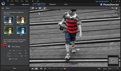 Qui veut tester gratuitement le logiciel PhotoDirector 6 Formation Photo, Brush Set, Your Photos, Photo Editing, Black And White, The Originals, Color, Software, I Want You