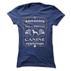 ARIEGEOIS NO 1 BREED CANINE PERFECTION T Shirts, Hoodie