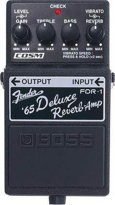 FDR-1: Fender '65 Deluxe Reverb | Roland UK