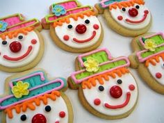 20 Beautiful Cookie Decorating Ideas