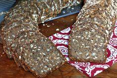 german vollkornbrot einkornbrot einkorn whole grain whole wheat sourdough beer nut seed bread recipe baking authentic