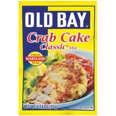 Crab Cake Seasoning Packet