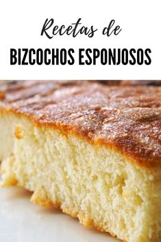 Almond Cakes, Pound Cake, Flan, Banana Bread, Cake Recipes, Deserts, Food And Drink, Treats, Chocolate