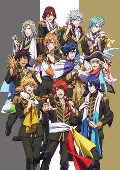4th Uta no Prince-sama Anime to be aired in Fall 2016 - http://sgcafe.com/2016/01/4th-uta-no-prince-sama-anime-to-be-aired-in-fall-2016/