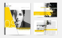 45 Interesting Brochure Designs Inspiration | Graphic  Web Design Inspiration + Resources