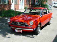 #Fiat 2300 S Abarth #italiandesign