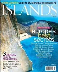 Islands: Photography, travel