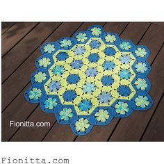Field of flowers | Fionitta crochet