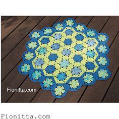 Field of flowers   Fionitta crochet