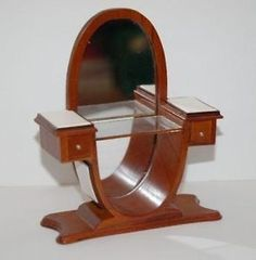 how to make dollhouse furniture out of household items - Google Search