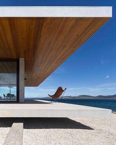 Dunalley house Tasmania. Stuart Tanner Architect.  Photo Brett Boardman Builders Cordwell Lane Shortlisted for 2016 Houses award. #Interiors#interiordesign #archidaily#arch#Decor#Design#instahome#instadesign#Interiorarchitecture#Architecture#Homedecor#DesigndeInteriores#interiordesigning#Bathroom#Kitchen#picoftheday#love#art#miami#Modernart#modernarchitecture#hotel#moderndesign#moderndecor#Diseñodeinteriores#swag#arquitectura#Beautiful by modern_interiordesign