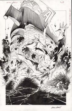 Captain America 21 pg 2 Andy Kubert