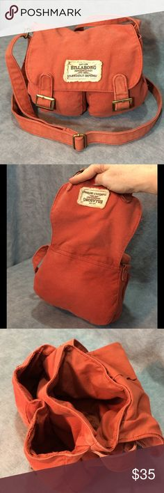 NEW  Billabong Cotton Bag  NEW  Billabong Cotton Bag  EUC, this is a fun, versatile bag that can hold a ton. No stains, odors, snags. Love this bag. Billabong Bags Crossbody Bags