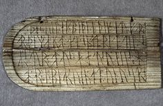 Runic inscriptions from Greenland – VitaVerse