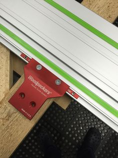 Woodpecker's Parallel Guide System One Time Tool