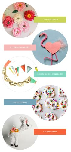 Favorite Party Ideas This Week - Oh Happy Day!