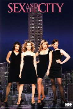 Sex And The City - can watch this again and again. It reminds me of my Scrummy Mummy friends (all completely different but totally in tune), a girly trip to the cinema and the SATC tour in NYC Chris Noth, Love Movie, I Movie, Best Tv Shows, Favorite Tv Shows, Favorite Things, Movies Showing, Movies And Tv Shows, Cynthia Nixon