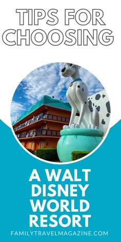 There are a lot of resorts at Walt Disney World - with different amenities, themes, price ranges, and room types. Read our tips for choose the best Walt Disney World resort for your family. Walt Disney World Vacations, Hotel Reviews, Hotels And Resorts, Ranges, Trip Planning, Destinations, Reading, Tips, Room