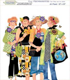 four sister clipart - Google Search | My sisters & me | Pinterest ...