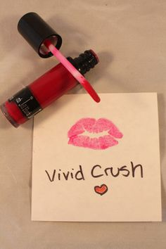 "Vivid Crush Luxury Gloss - Jill Harth ""Makeup Artist to the Stars"" Best Beauty & Skincare Products"