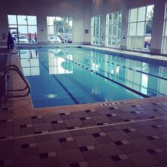 New to swimming? Looking to get back in the pool after a break? Here are a couple of workouts that will have you building muscle and confidence.