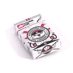 Smokin' Hot - Cigarette Box - Schakalwal branding and illustration | Pino Lamanna