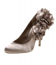 Wedding shoes. Stella Jewel - Mayfield Taupe.