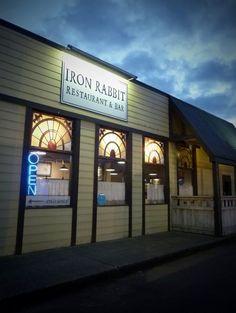 1. Iron Rabbit Restaurant & Bar Olympia Washington, Restaurant Bar, Entrance, Broadway Shows, Iron, Rabbit, Bunny, Entryway, Rabbits