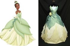 Tiana, The Princess and the Frog   Community Post: 16 Ridiculously Good-Looking Disney Costumes You Can Actually Buy