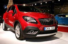 Opel Mokka - Stockholm Car Show