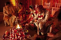 Wedding Rituals! Love this pic!