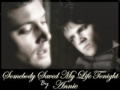 Someone Saved My Life Tonight - Master Post: annie_46fic